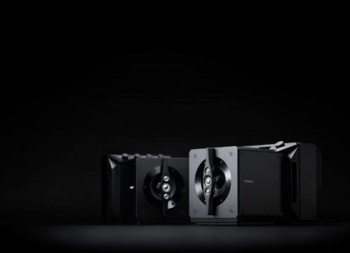 Vorschaubild für Nahfeld-Laustsprechersystem Sony SA-Z1