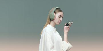 Sony NW-A105 und WH-H910N