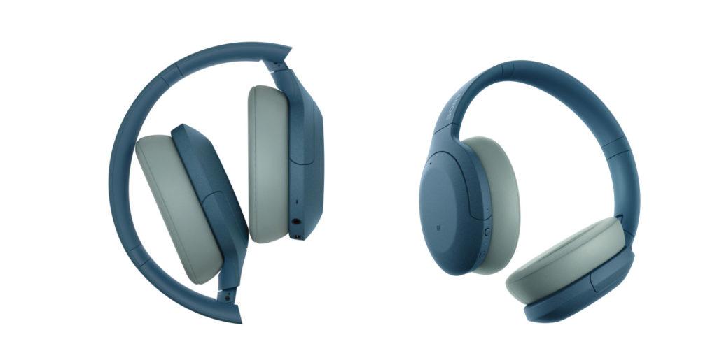 Sony WH-H910N Kopfhoerer-blau