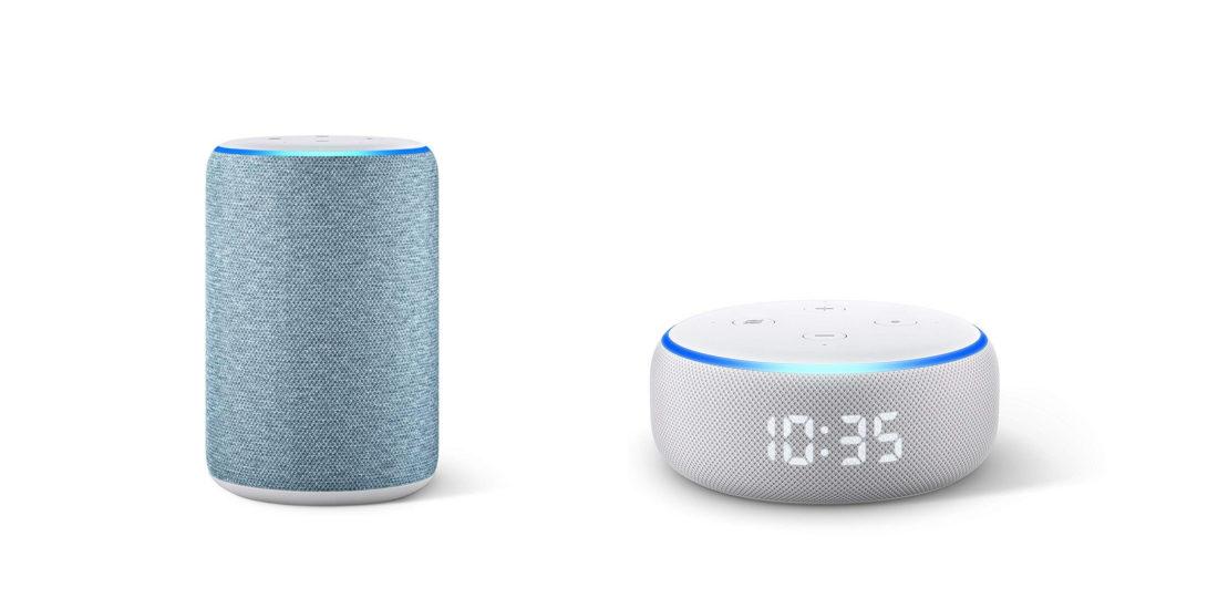 Amazon: Neue Echo- und Echo Dot-Version vorgestellt