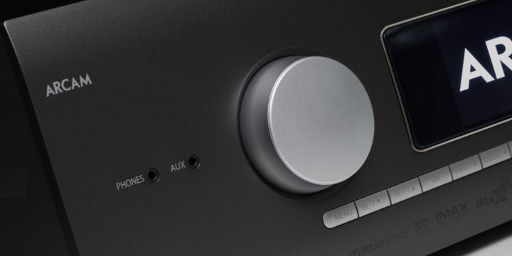 Arcam stellt neue AV-Receiver und Endstufen vor