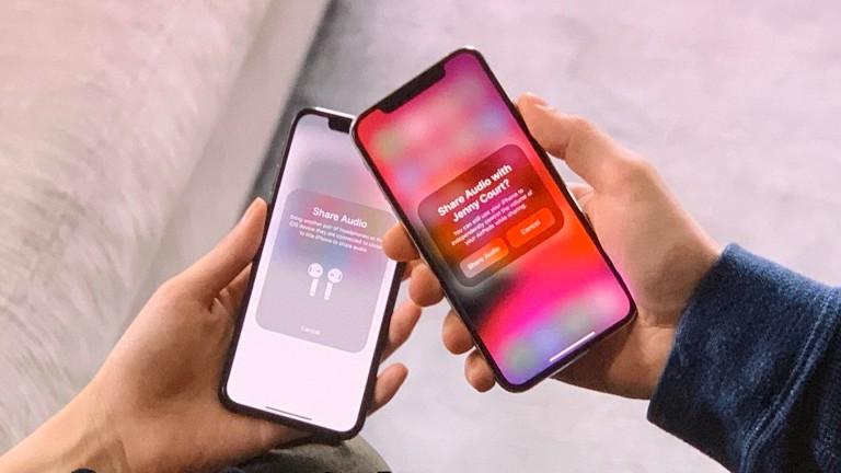 Audio Sharing in iOS 13