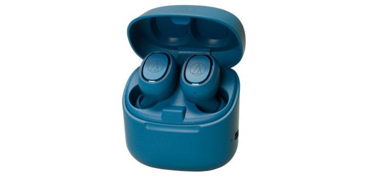 Vorschaubild für Die True-Wireless-Kopfhörer ATH-CK3TW