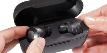 Audio-Technica präsentiert zwei neue True-Wireless-Kopfhörer