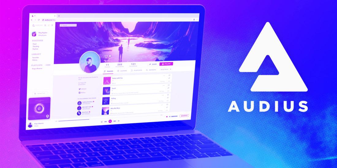 Audius: Neue Musikplattform will SoundCloud ersetzen