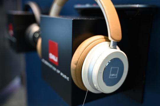Vorschaubild für Die Dali-Kopfhörer iO-4 und iO-6
