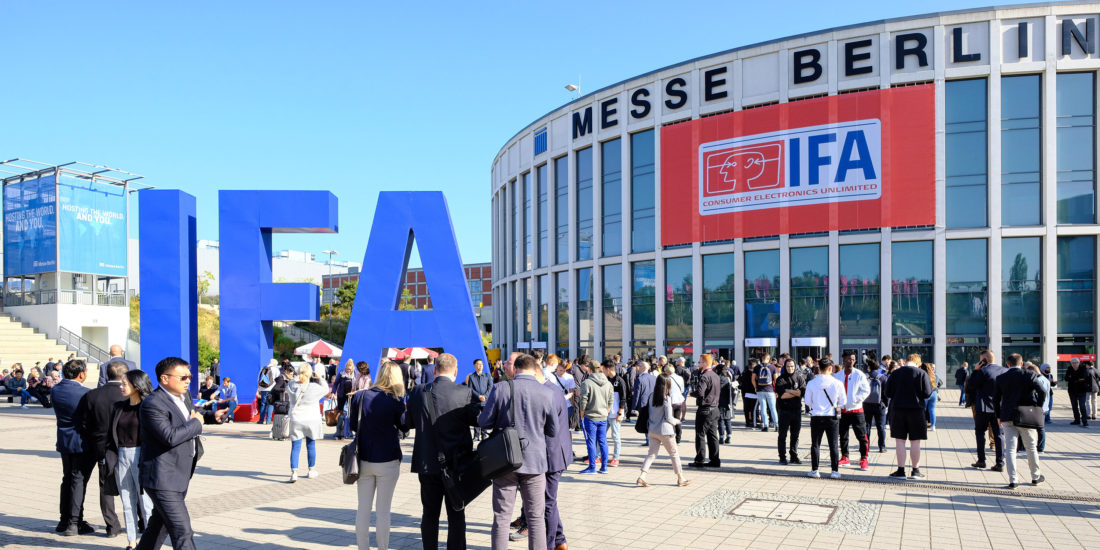 IFA 2020 nicht abgesagt