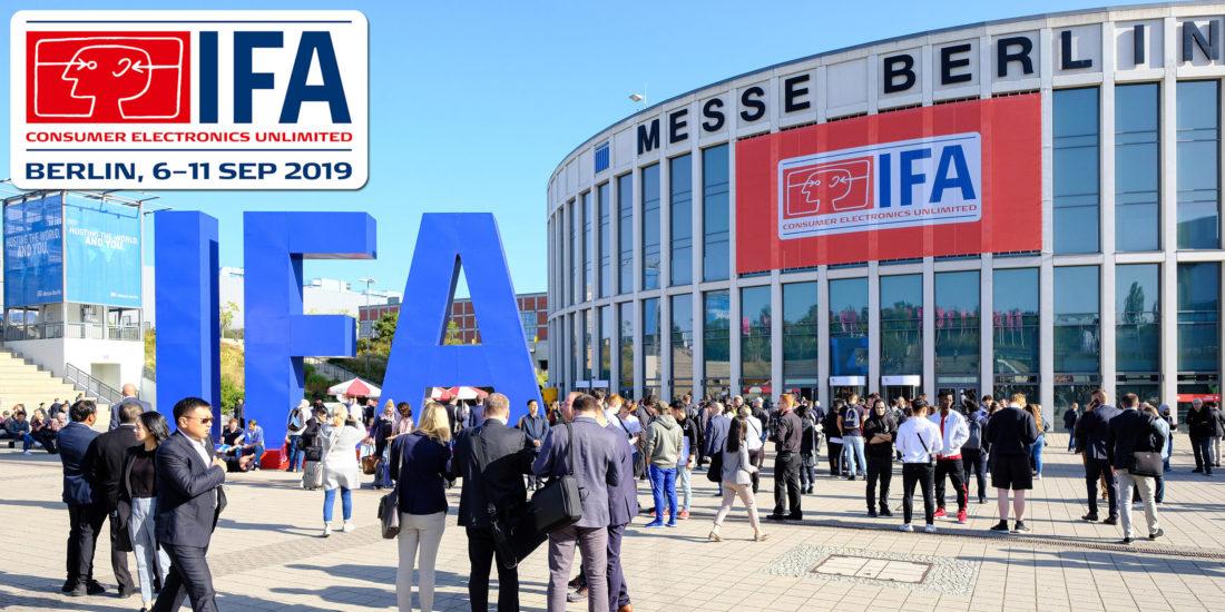 IFA 2019: Debüts, Comebacks & Innovationen mit Baustellenflair