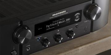 Marantz PM7000N: Neuer Vollverstärker mit High Res-Streaming