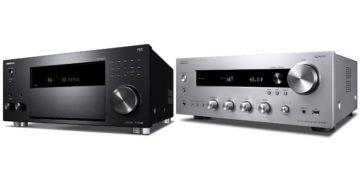 TX-RZ3400 & TX-8390: Onkyo enthüllt neue 11.2-Kanal- & Stereo-AV-Receiver