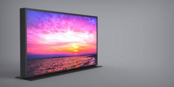Panasonic MegaCon: Dual-LCD-TV soll überragende Kontraste liefern