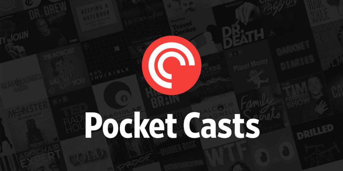 Pocket Casts: Podcast-App ab sofort kostenlos nutzbar