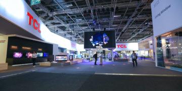 TCL Personal Cinema Brille als Konzept auf der IFA vorgestellt