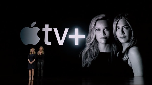 Apple TV Plus - The Morning Show