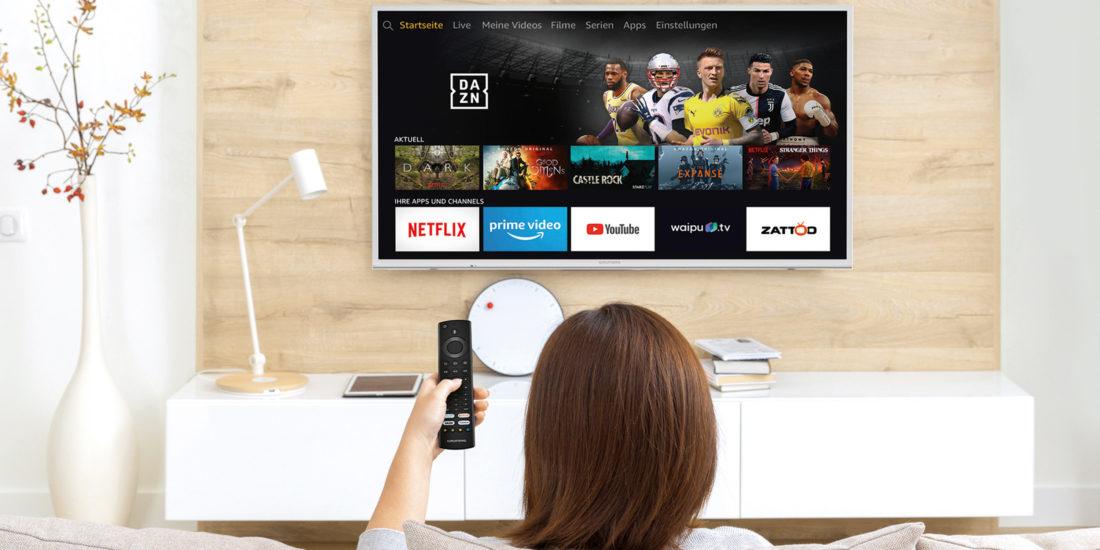 Apple TV-App jetzt auch auf Amazon Fire TV Stick verfügbar