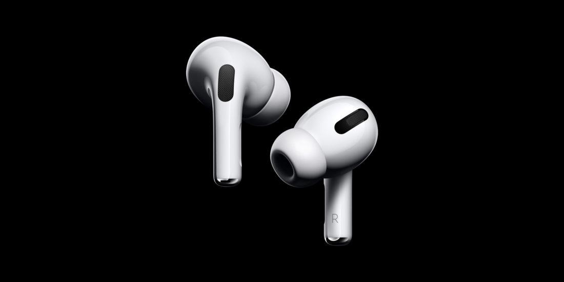 Apple Airpods Pro:Firmware-Update mit Spatial Audio jetzt verfügbar