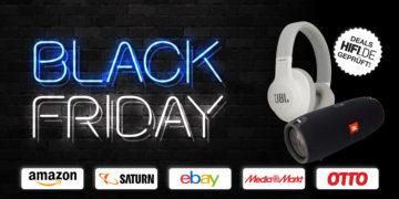 Black Friday 2020: Die besten JBL-Angebote