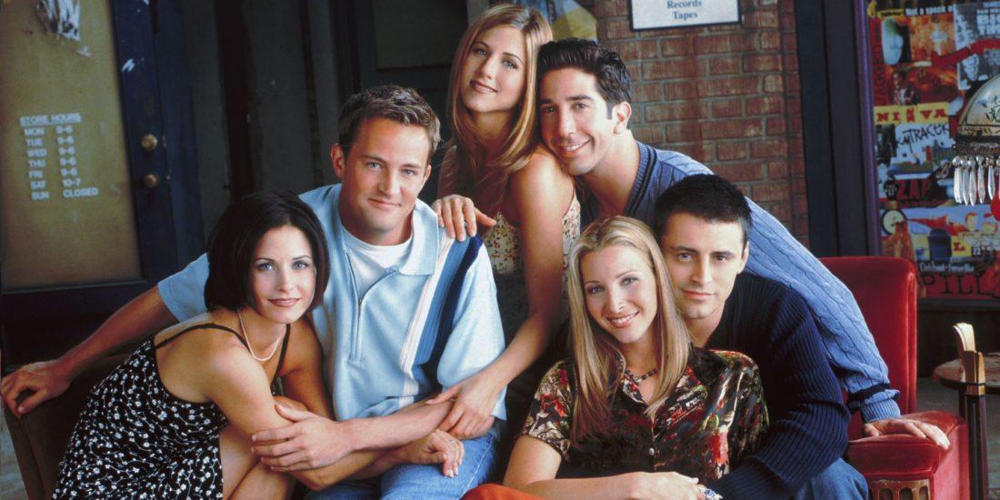 Friends: Erfolgsserie wechselt von Netflix zu Amazon Prime