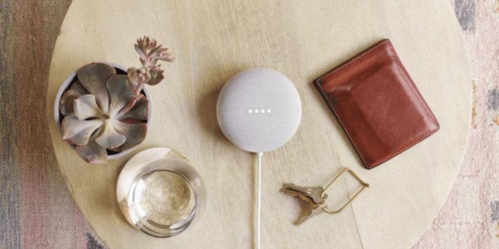 Google Nest Mini: Smart Speaker erscheint noch im Oktober