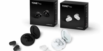 LG Tone+ free: Wireless Earbuds mit besonderem Hygiene-Feature