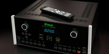 Oktober 2019: McIntosh präsentiert neue Verstärker-Highlights