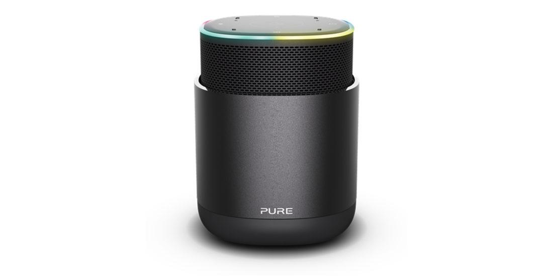 Pure DiscovR: Abhörsicherer Smart Speaker vorgestellt