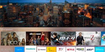 Tizen: Samsung will TV-System für andere Hersteller freigeben