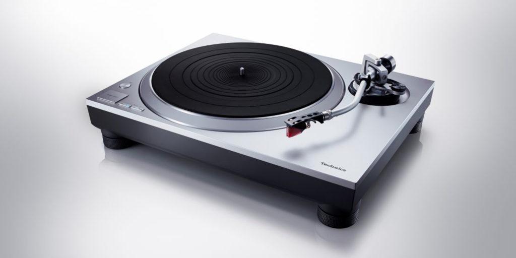 Der bequeme Technics-Plattenspieler: Sl-1500C