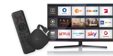 Telekom kündigt TV-Stick für MagentaTV inklusive Netflix an