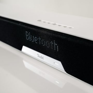 Vorschaubild für Die Cinebar Lux-Soundbar von Teufel