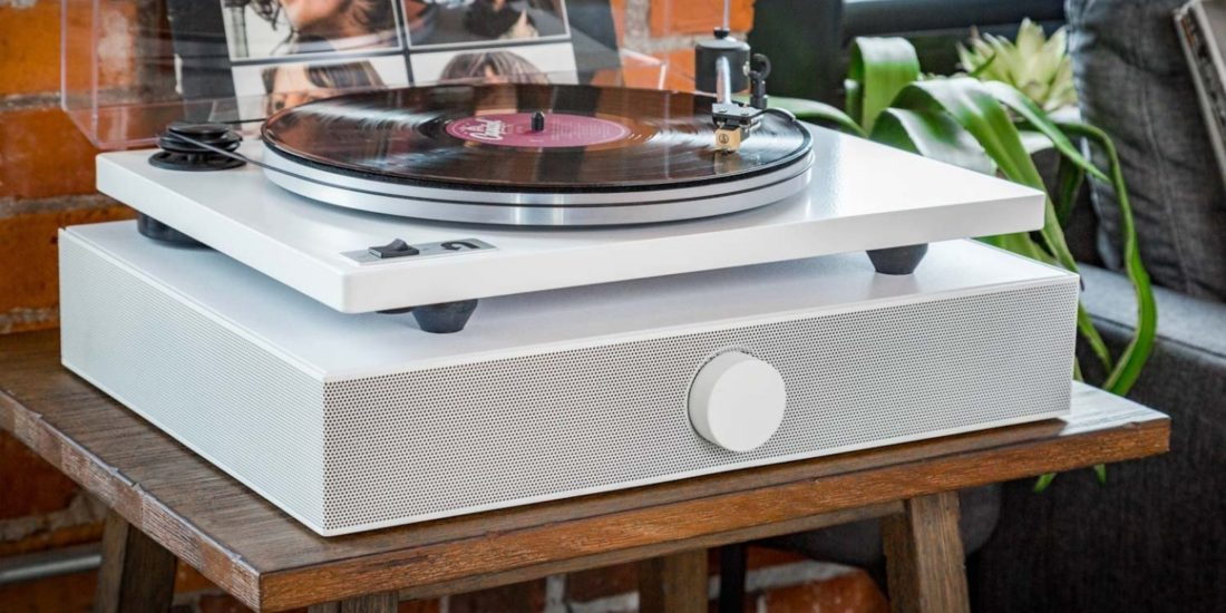 Andover Audio Spinbase