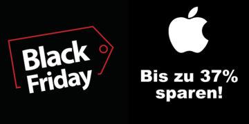Black Friday Angebote von Apple