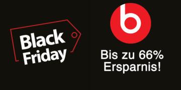 Beats by Dre-Deals: Bis zu 68% sparen am Black Friday