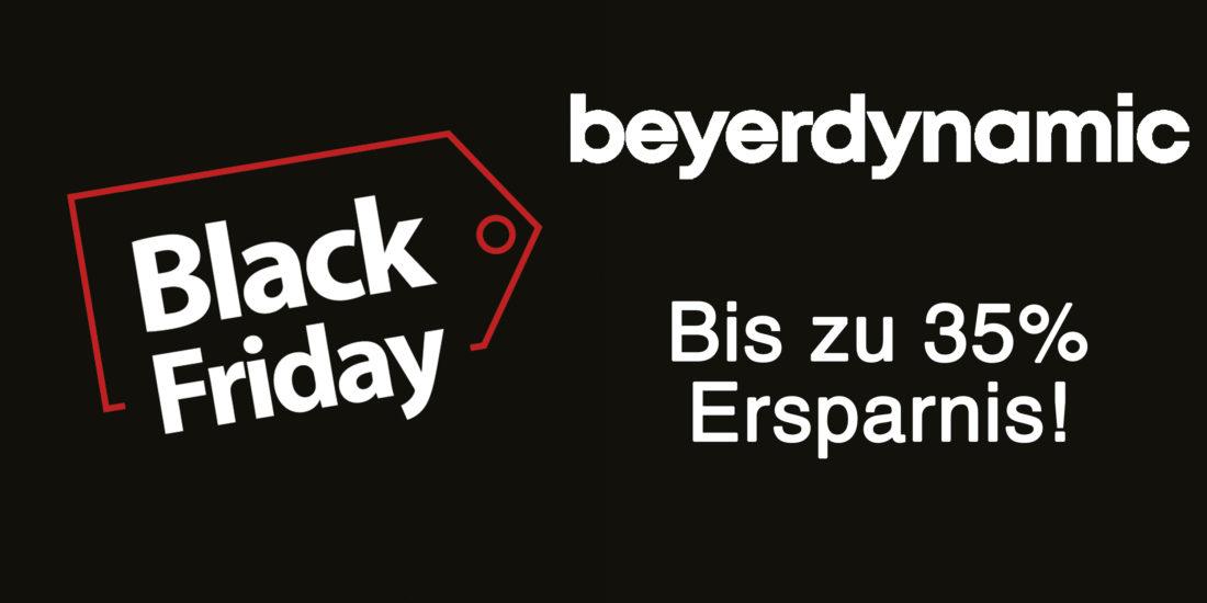 beyerdynamic Black Friday Deals – bis zu 35 Prozent sparen