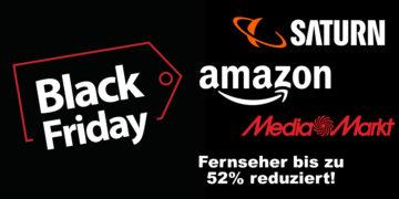 Black Friday Fernseher Deals