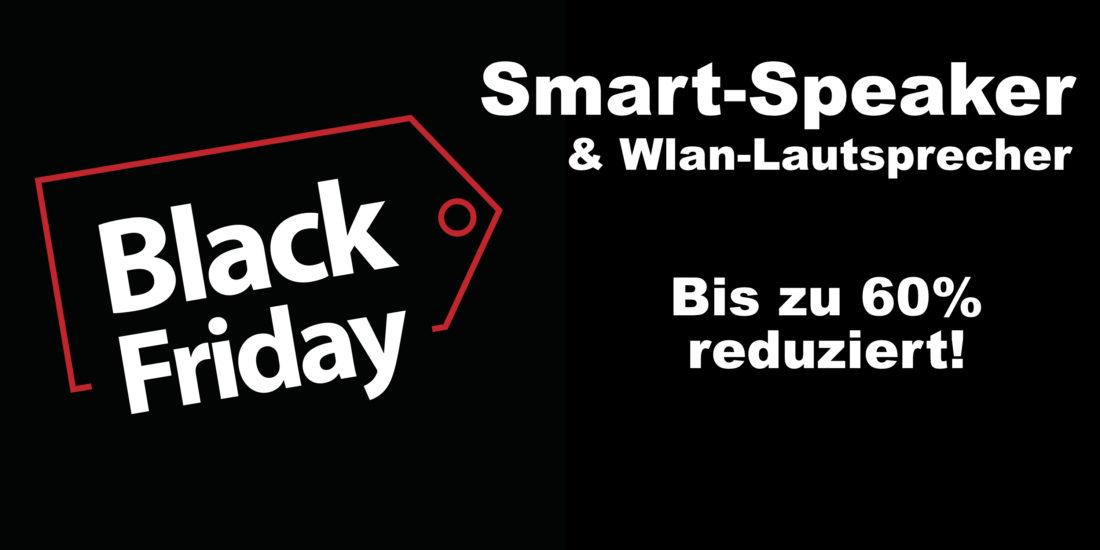 Black Friday Smart-Speaker Angebote
