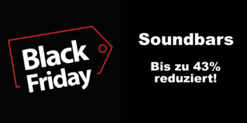 Black Friday Soundbar Angebote