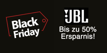 JBL Black Friday Deals –Bis zu 50 Prozent sparen
