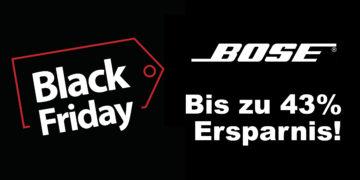 Bose Black Friday Deals