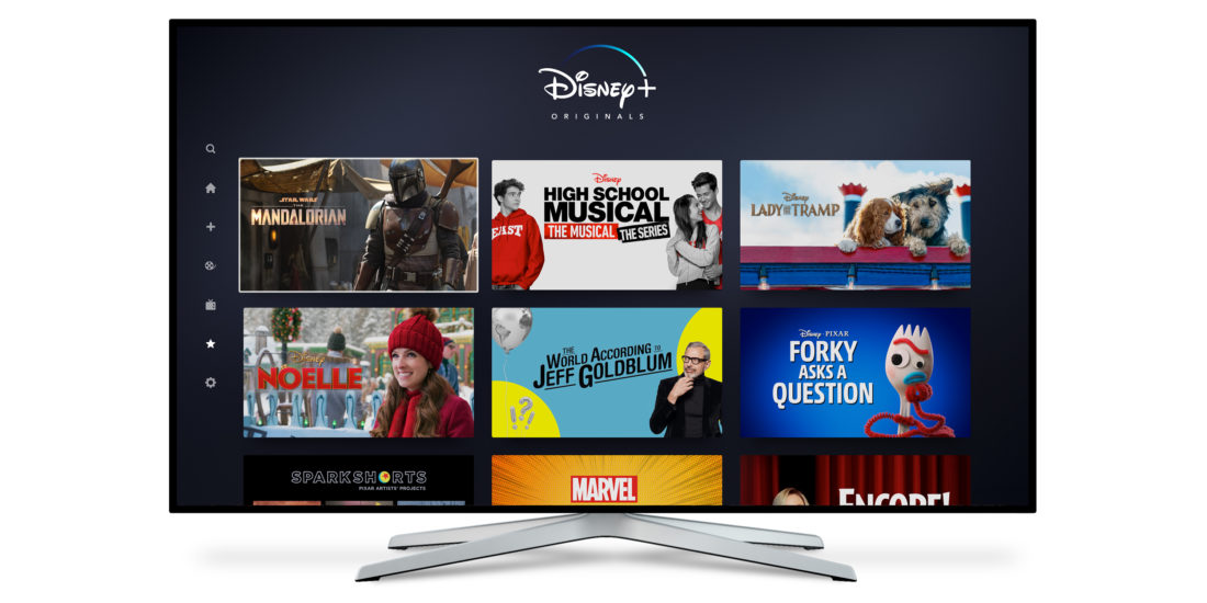 Disney Plus startet am 31. März 2020 in Deutschland