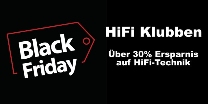 HiFi Klubben Black Friday Deals