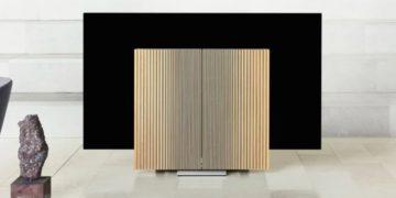 Beovision Harmony: Bang & Olufsen und LG bringen 65-Zoll-TV mit Faltlautsprechern