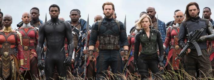 Black Panther - Marvel-Film Highlight bei Disney