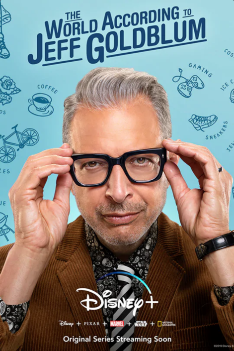 Jeff Goldblum: Serie auf Disney Plus