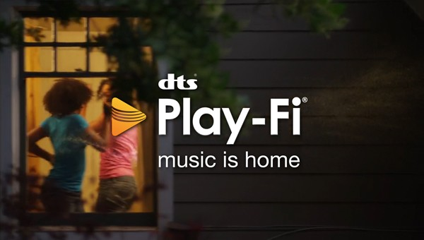 Music is Home - DTS Play-Fi