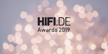 HIFI.DE-Awards 2019: Jetzt abstimmen und 100 Euro-Amazon-Gutschein gewinnen!