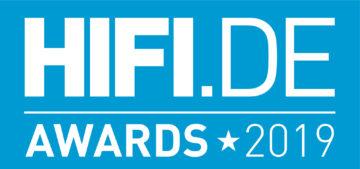 HIFI.DE Awards für die beliebtesten Produkte 2019