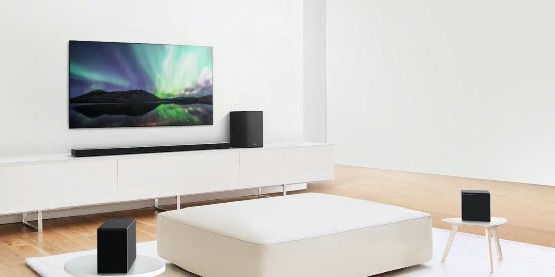 LG: Neue Soundbars zur CES 2020 angekündigt