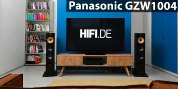 Der Panasonic 65 GZW1004 im Test