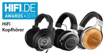 HIFI.DE Awards: Die besten HiFi Kopfhörer